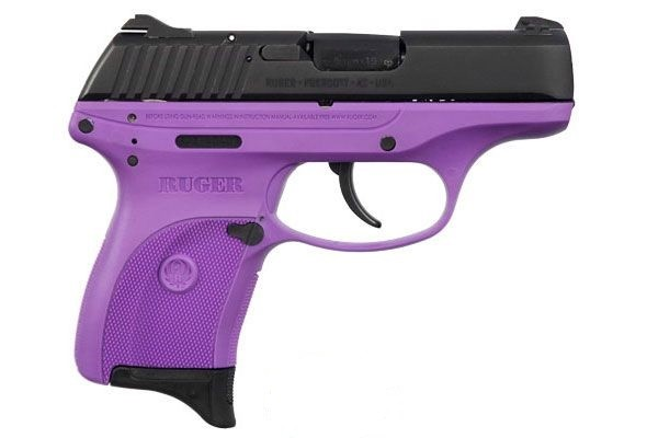 Ruger LC9 Purple