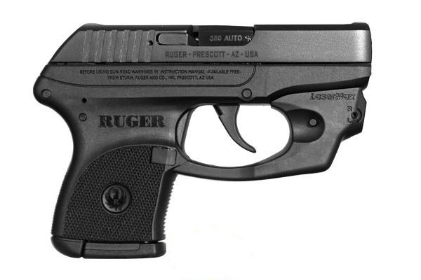 Ruger LCP w/ Laser Max