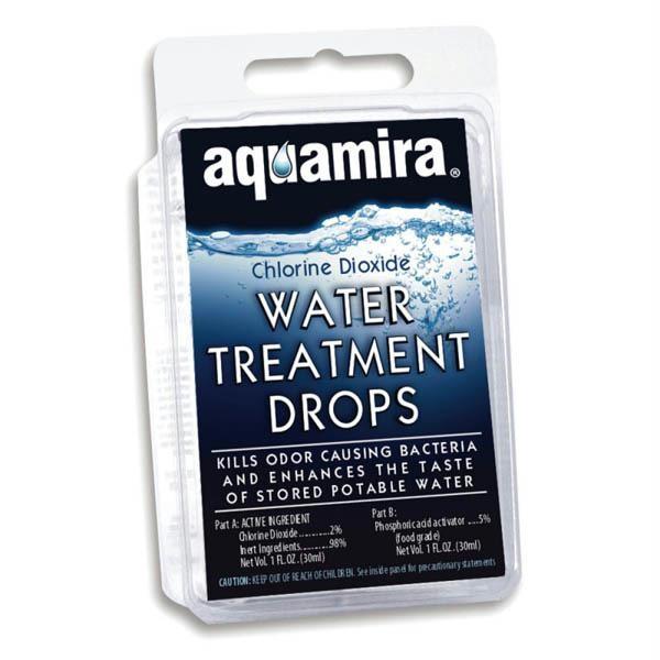 Aquamira Water Treatment, 1oz Liquid
