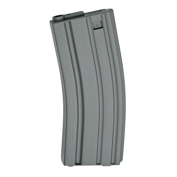 Magazine, AEG, 10 pcs, M15/M16, 85 rounds, Gray