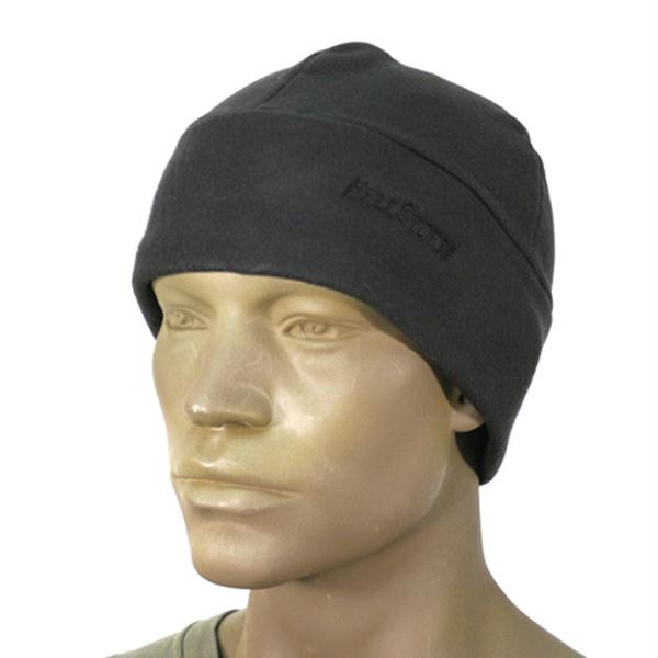 HellStorm E.C.W. Watchcap, Fleece, Low Profile, Black