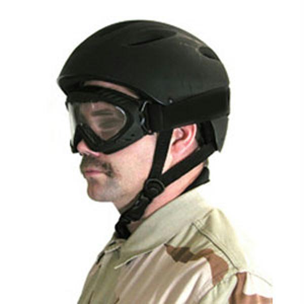 HellStorm Special Operations Goggles, Black