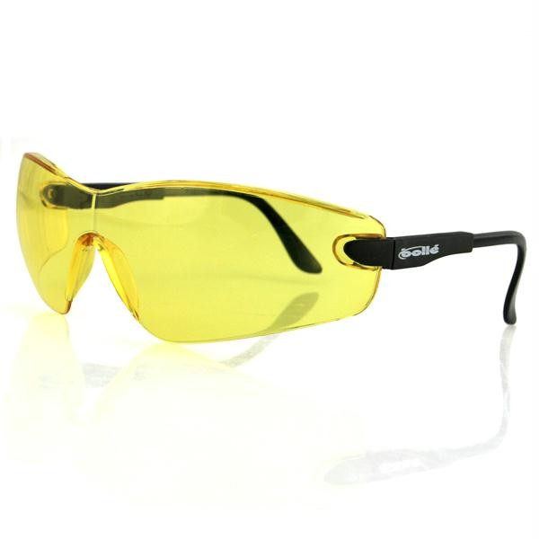 Viper Safety Glasses, Yellow Lens