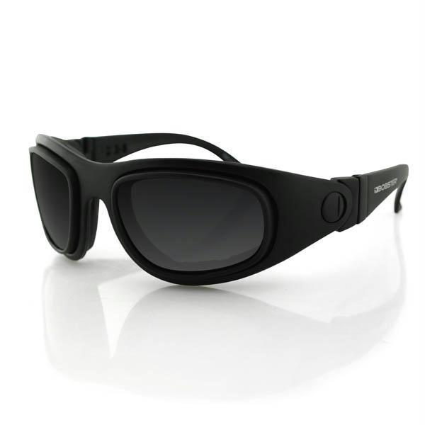 Sport & Street 2 Convertible, 3 Lenses, Black Frame