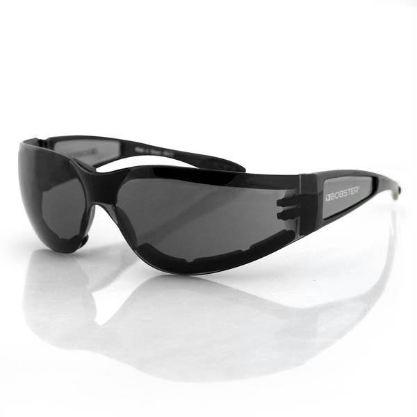 Sheild 2 Sunglasses, Smoked Lens, Black Frame