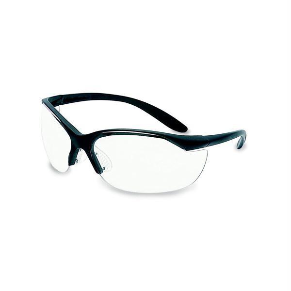 Vapor II, Black Frame, Clear Lens
