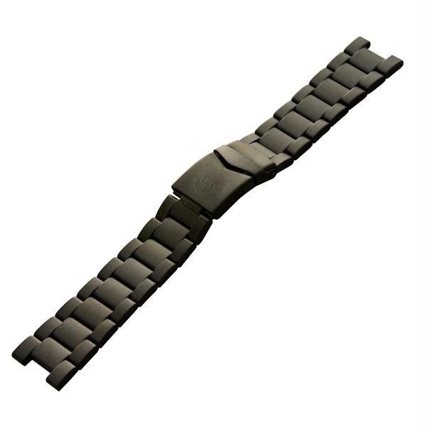 Stainless Steel Bracelet, IP Black