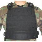 Strike Plate Carrier Harness, Black
