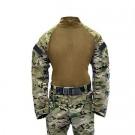 HPFU Slick (no I.T.S.)-Shirt, Multi Cam , Large