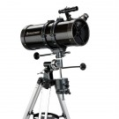 PowerSeeker 127EQ, 127mm x 1000mm, 5x24 Finderscope