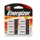Energizer Ultimate Lithium 123 3v, 6 Pack