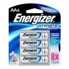 Energizer Ultimate Lithium AA, 4 Pack