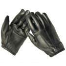 Dura-Thin Unlined Search Gloves, Black, L