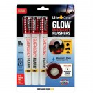Glow Emergency Flare, Red, 3 Pack