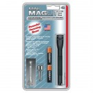 Minimag AAA Blister Pack, Black