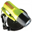 L1-LED, 4 Coin Batt, Yellow, Clam Packed