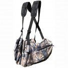 RIBZ Front Pack, Camo, M, 34-38 w, 8 liter