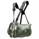 RIBZ Front Pack , Alpine Green, L, 34-38 w, 11 liter