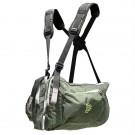RIBZ Front Pack , Alpine Green, XL, 40-50 w, 11 liter
