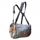 RIBZ Front Pack , Granite Gray, L, 34-38 w, 11 liter