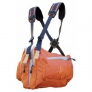RIBZ Front Pack , Alpenglow Orange, M, 34-38 w, 8 liter