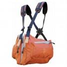 RIBZ Front Pack , Alpenglow Orange, XL, 40-50 w, 11 liter