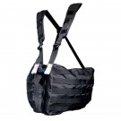 RIBZ Tactical, Stealth Black, L, 34-38 w, 11 liter