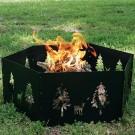 Portable Outdoor Campfire Ring
