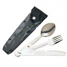 Stainless Steel Chow Kit