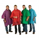 Resort Colors Vinyl Poncho
