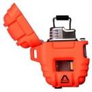 Delta Shockproof Lighter, Blaze Orange