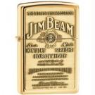 High Polish Brass, Jim Beam Brass Emblem